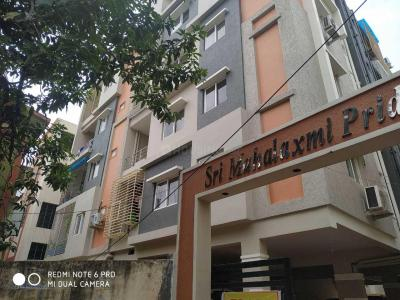 Gallery Cover Image of 1950 Sq.ft 3 BHK Apartment for rent in Tarnaka for 30000