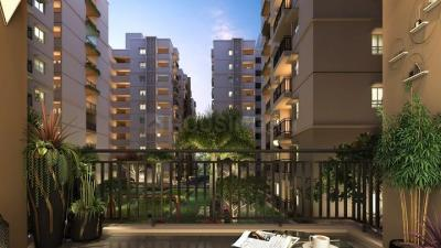 Gallery Cover Image of 1295 Sq.ft 2 BHK Apartment for buy in Ramky One Harmony, Kukatpally for 7250705