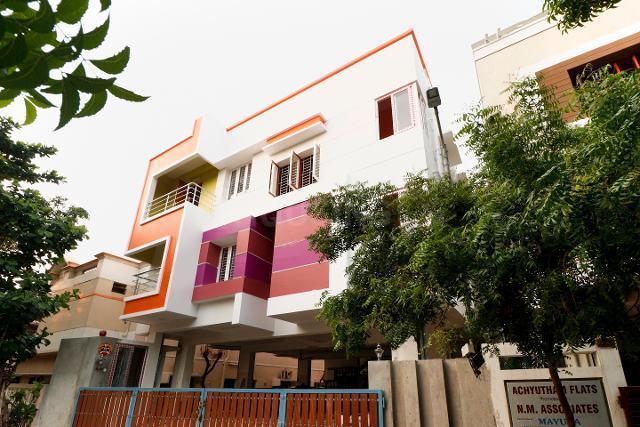 Building Image of Oyo Life Chn1136 Tidel Park in Thiruvanmiyur