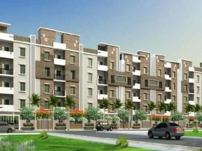 Gallery Cover Image of 1150 Sq.ft 2 BHK Apartment for buy in Sun Shine, Mahadevapura for 7300000