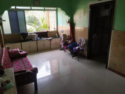 Hall Image of 500 Sq.ft 1 BHK Apartment for buy in Nandanvan, Juinagar for 8100000
