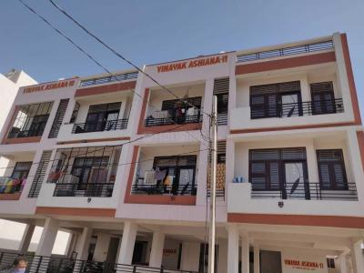 Gallery Cover Image of 625 Sq.ft 3 BHK Apartment for buy in Jamna Puri for 1451000