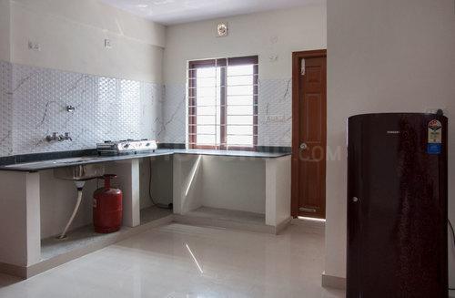 महादेवपुरा में 8 एसीके गार्डेनीया के किचन की तस्वीर