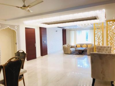 Gallery Cover Image of 2800 Sq.ft 4 BHK Independent Floor for buy in Sector 57 for 19000000
