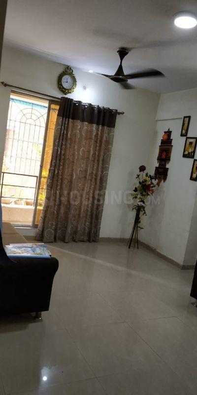 Living Room Image of 510 Sq.ft 1 BHK Apartment for rent in Palidevad for 6000
