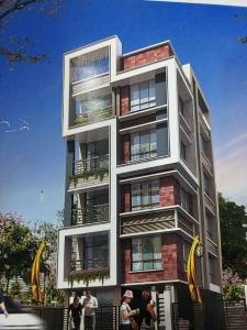 Gallery Cover Image of 600 Sq.ft 2 BHK Independent Floor for buy in Baguiati for 2100000