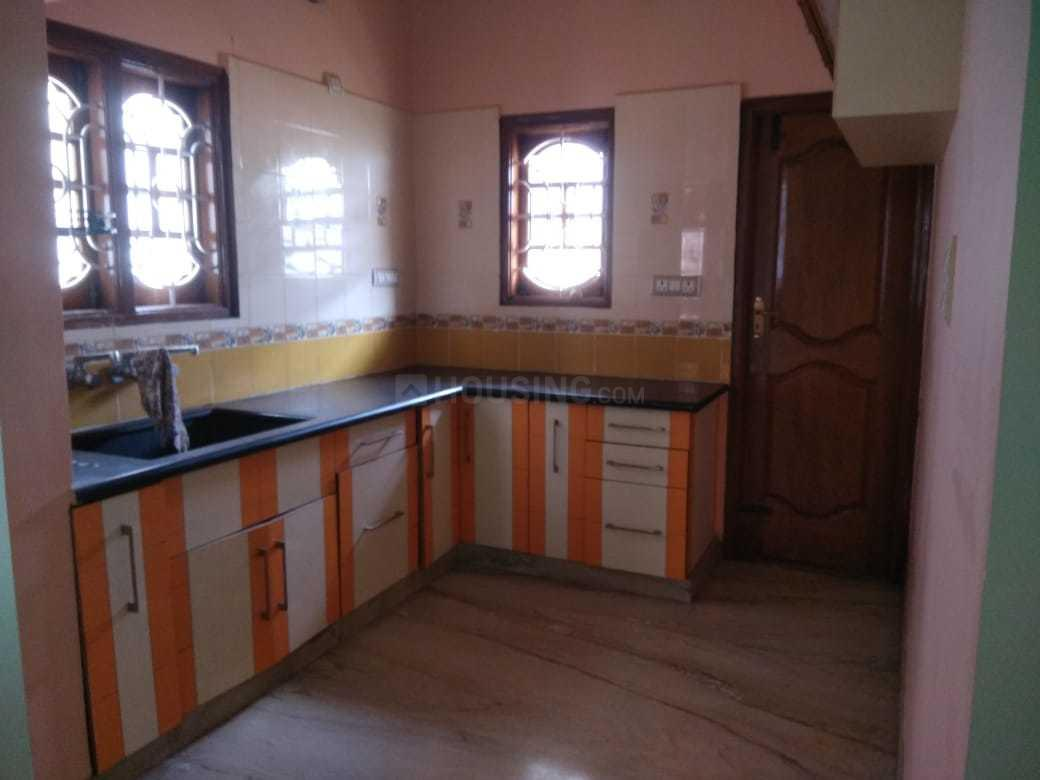 Kitchen Image of 950 Sq.ft 2 BHK Apartment for rent in Vijayanagar for 18000
