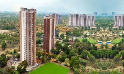 Gallery Cover Image of 663 Sq.ft 2 BHK Apartment for buy in Bhiwandi for 7700000