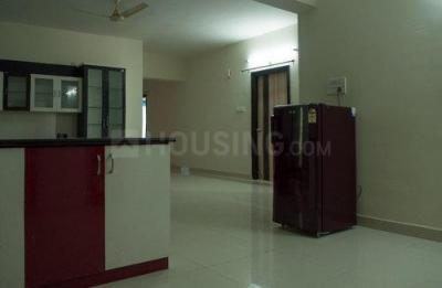 Kitchen Image of 3 Bhk In Fresh Living Apartment in Madhapur