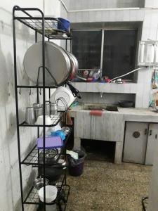 Kitchen Image of Ravindra in Koregaon Park