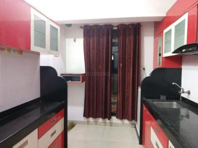 Gallery Cover Image of 710 Sq.ft 1 BHK Apartment for rent in Rabale for 23000