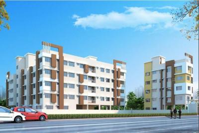 Gallery Cover Image of 791 Sq.ft 2 BHK Apartment for buy in Neo Imperial, Bansdroni for 2768500
