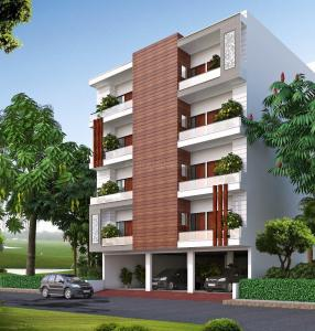 Gallery Cover Image of 850 Sq.ft 2 BHK Independent Floor for buy in Sector 7 for 4500000