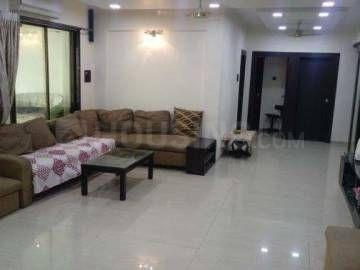 Gallery Cover Image of 715 Sq.ft 1 BHK Apartment for rent in Kamothe for 8000
