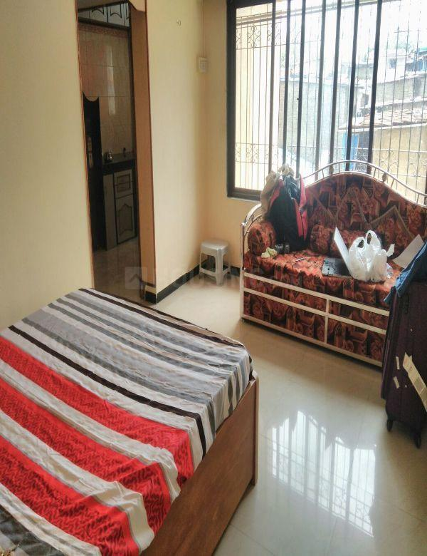 Bedroom Image of 280 Sq.ft 1 RK Apartment for rent in Jogeshwari East for 18000