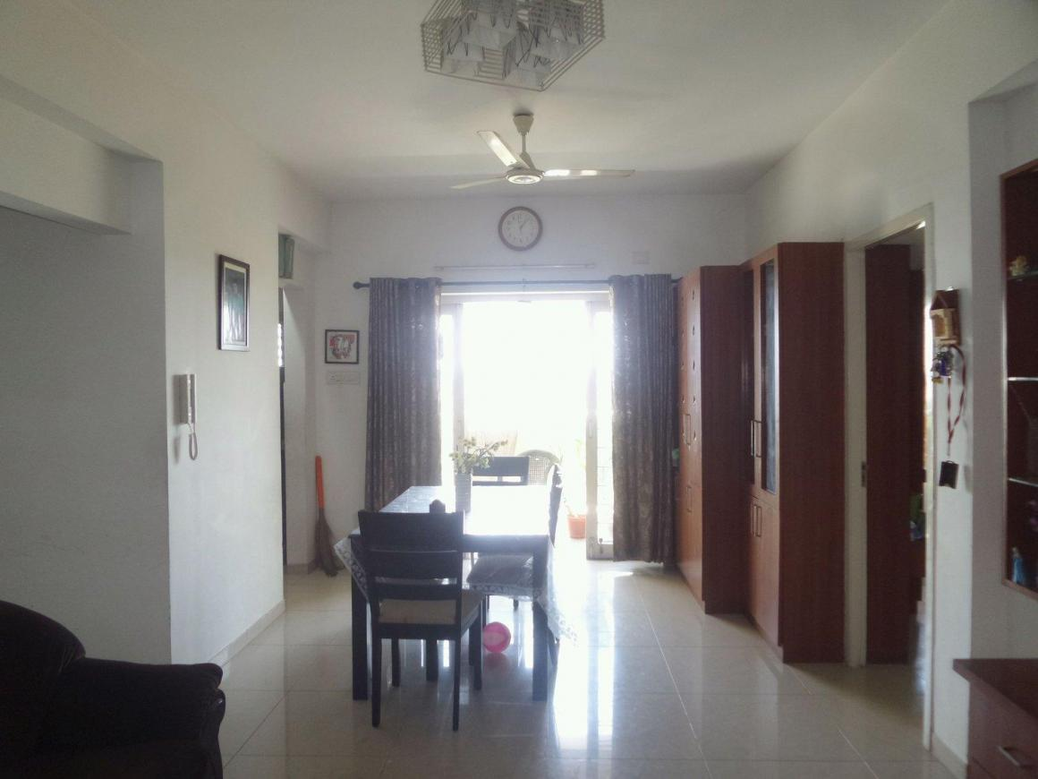 Living Room Image of 1500 Sq.ft 3 BHK Apartment for buy in Thoraipakkam for 13500000