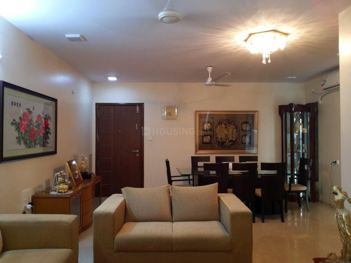 Living Room Image of 1607 Sq.ft 3 BHK Apartment for rent in Govandi for 78000