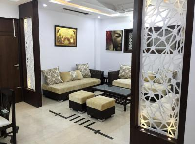 Gallery Cover Image of 1610 Sq.ft 3 BHK Independent Floor for buy in Ramesh Nagar for 17500000