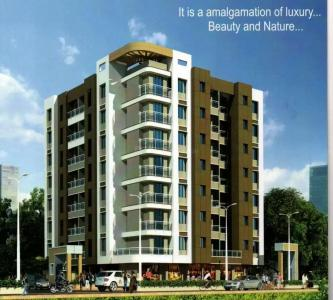 Gallery Cover Image of 690 Sq.ft 1 BHK Apartment for buy in Dombivli East for 4525650