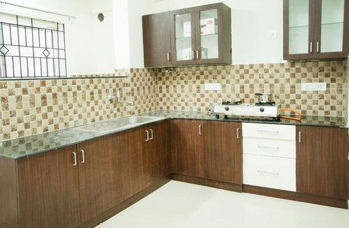 Kitchen Image of D1-202 Astro Rosewood Regency in Kaikondrahalli