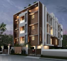 Gallery Cover Image of 1500 Sq.ft 3 BHK Apartment for buy in India Builders Kurinji Orchard, Anna Nagar for 26400000