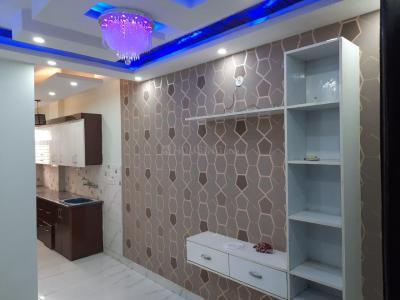 Gallery Cover Image of 600 Sq.ft 1 RK Independent Floor for rent in ARE Uttam Nagar Floors, Uttam Nagar for 7000