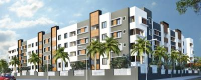 Gallery Cover Image of 522 Sq.ft 1 BHK Apartment for buy in Perungalathur for 1900000