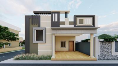 Gallery Cover Image of 940 Sq.ft 2 BHK Independent House for buy in Padappai for 3989000