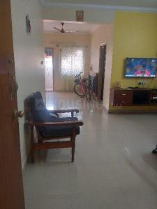 Gallery Cover Image of 1200 Sq.ft 2 BHK Apartment for rent in 2442, Kodihalli for 30000