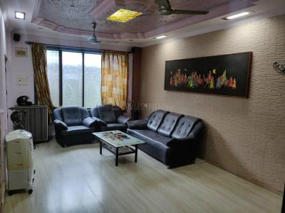 Hall Image of 1100 Sq.ft 2 BHK Independent House for buy in Artist village, Belapur CBD for 17900000