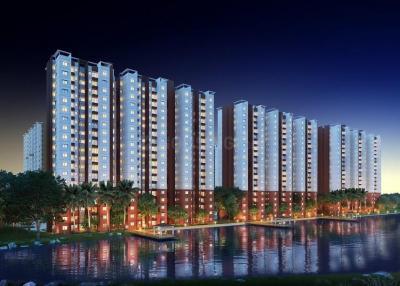 Gallery Cover Image of 425 Sq.ft 1 BHK Apartment for buy in Shriram Saat Rang Ke Sapne, Uttarpara for 1500000