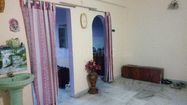 Living Room Image of 1160 Sq.ft 3 BHK Apartment for buy in Shristinagar, Shristinagar for 3300000