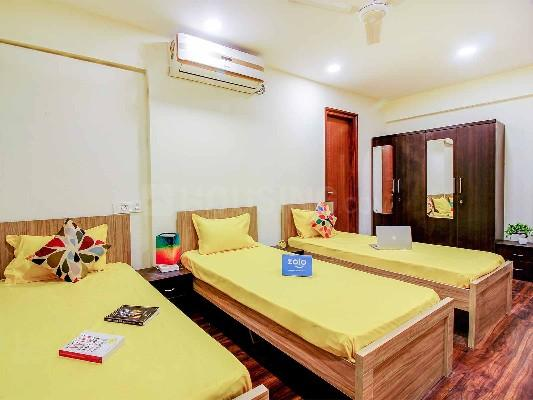 Bedroom Image of Elite PG in Ulwe