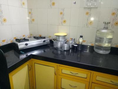 Kitchen Image of Radhe PG in Goregaon West