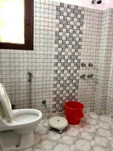 Bathroom Image of Independent Room in Lajpat Nagar