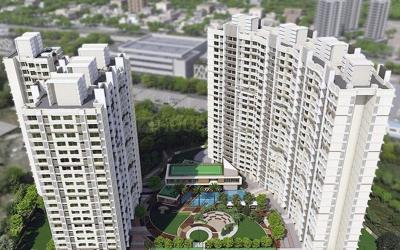Gallery Cover Image of 650 Sq.ft 1 BHK Apartment for buy in Arkade Earth Fern, Kanjurmarg East for 11500000
