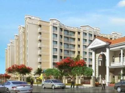 Gallery Cover Image of 615 Sq.ft 1 BHK Apartment for buy in Pashane for 1968000