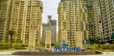 Gallery Cover Image of 1850 Sq.ft 3 BHK Apartment for rent in Mahagun Moderne, Sector 78 for 21000