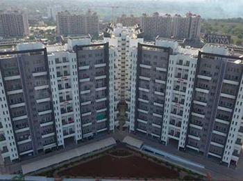 Gallery Cover Image of 1189 Sq.ft 2 BHK Apartment for buy in Pethkar Siyona Phase II, Punawale for 7000000