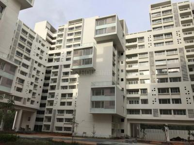 Gallery Cover Image of 300 Sq.ft 1 BHK Apartment for rent in Rohan Iksha, Bhoganhalli for 18900