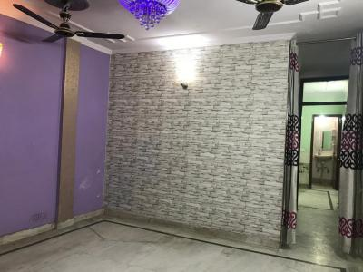 Gallery Cover Image of 450 Sq.ft 1 BHK Independent Floor for rent in Singh Govindpuri - 1, Govindpuri for 7000