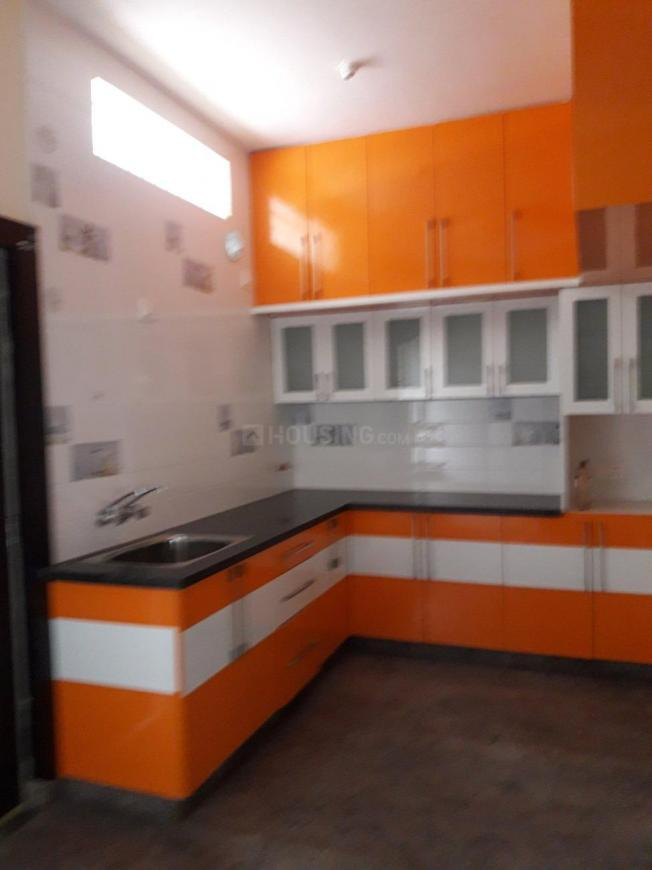 Kitchen Image of 1050 Sq.ft 2 BHK Independent House for buy in Ramamurthy Nagar for 8600000