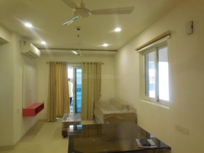 Gallery Cover Image of 1985 Sq.ft 3 BHK Apartment for rent in Phoenix Golf Edge, Gachibowli for 65000