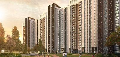 Gallery Cover Image of 1344 Sq.ft 3 BHK Apartment for buy in Bhiwandi for 8700000