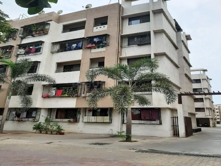 Building Image of 840 Sq.ft 2 BHK Apartment for rent in Boisar for 5500