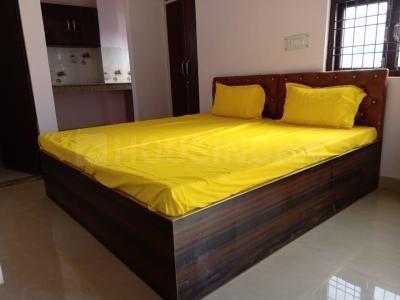 ठाणे वेस्ट में बेडरूम इमेज ऑफ रोमरा पेइंग गेस्ट अकॉमोडेशन