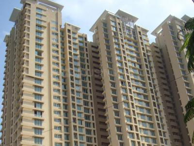 Gallery Cover Image of 1231 Sq.ft 3 BHK Apartment for buy in Rustomjee Urbania, Thane West for 21600000
