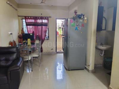 Gallery Cover Image of 1250 Sq.ft 3 BHK Apartment for rent in Siri Exotica Plus, Padmanabhanagar for 17500