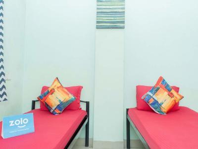 Bedroom Image of Zolo Teenspirit in Tathawade