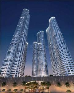 Gallery Cover Image of 3200 Sq.ft 4 BHK Apartment for buy in Lodha World One, Lower Parel for 105000000